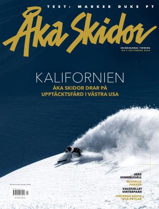 Åka Skidor 2020-08-25