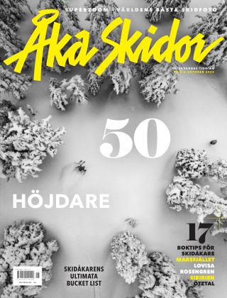 Åka Skidor 2020-10-13