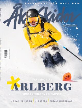 Åka Skidor 2020-11-12