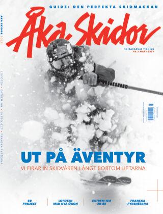 Åka Skidor 2021-03-18