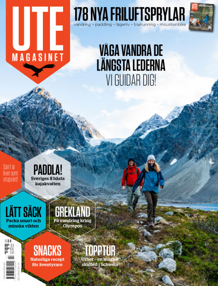 Utemagasinet March 29, 2018 00:00