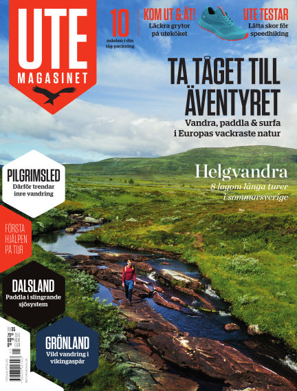 Utemagasinet May 07, 2019 00:00
