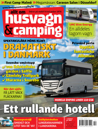 Husvagn & Camping 2017-09-22
