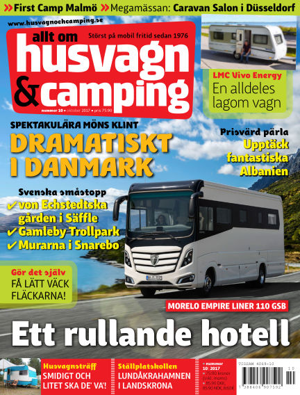 Husvagn & Camping September 22, 2017 00:00