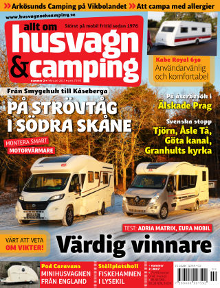 Husvagn & Camping 2017-01-20