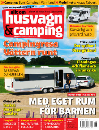 Husvagn & Camping 2017-07-21