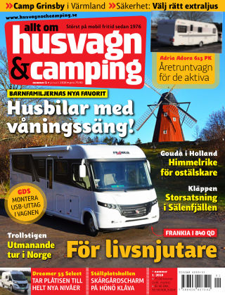 Husvagn & Camping 2018-01-01