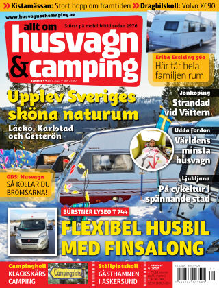 Husvagn & Camping 2017-03-24