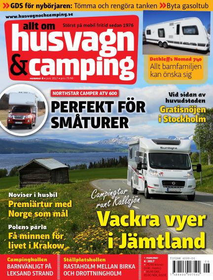 Husvagn & Camping May 19, 2017 00:00