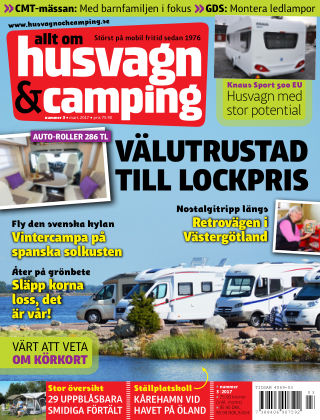 Husvagn & Camping 2017-02-21
