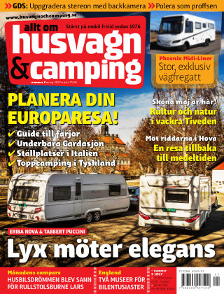 Husvagn & Camping 2017-04-21