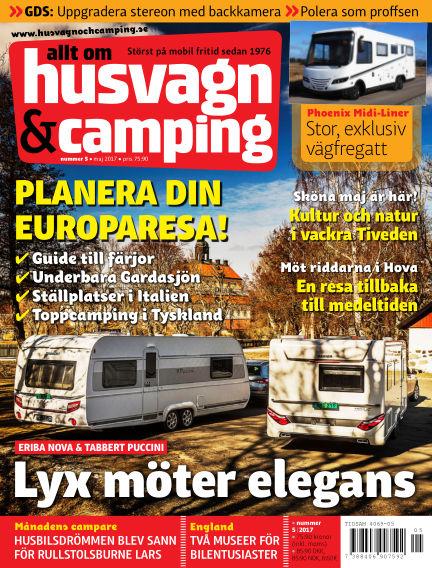 Husvagn & Camping April 21, 2017 00:00