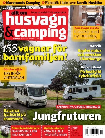 Husvagn & Camping October 20, 2017 00:00