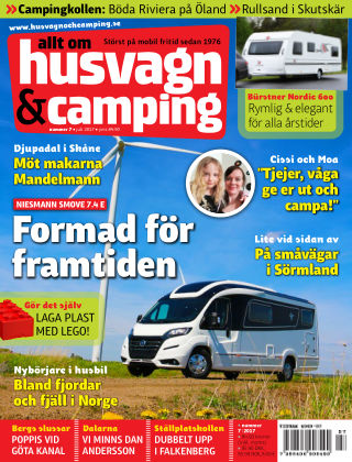 Husvagn & Camping 2017-06-20