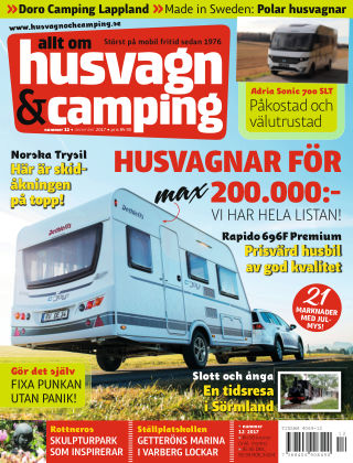 Husvagn & Camping 2017-11-21