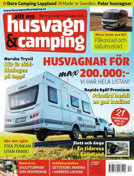 Husvagn & Camping November 21, 2017 00:00