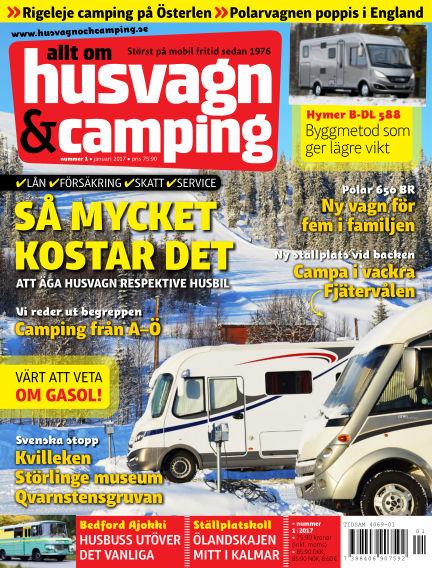 Husvagn & Camping December 16, 2016 00:00