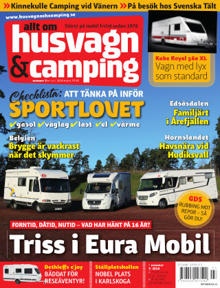 Husvagn & Camping 2018-02-20
