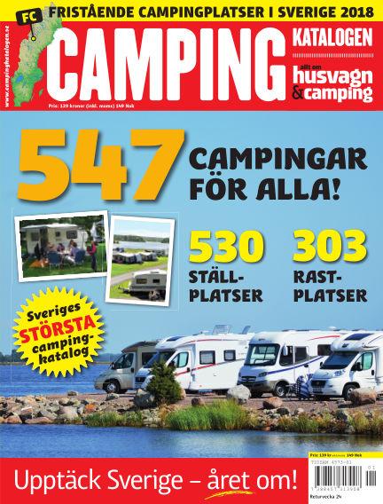 Husvagn & Camping April 10, 2018 00:00