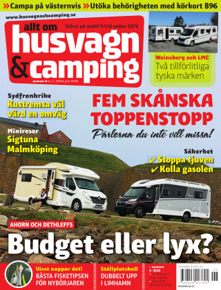 Husvagn & Camping 2018-05-22