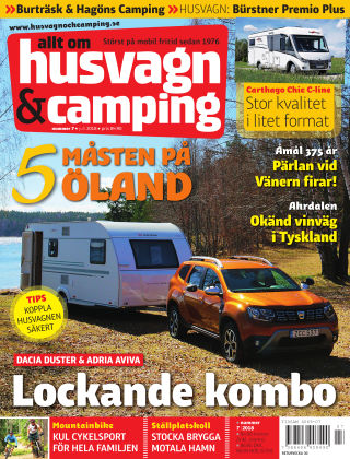 Husvagn & Camping 2018-06-19
