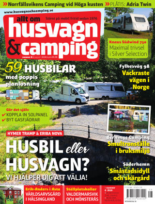 Husvagn & Camping 2018-07-24