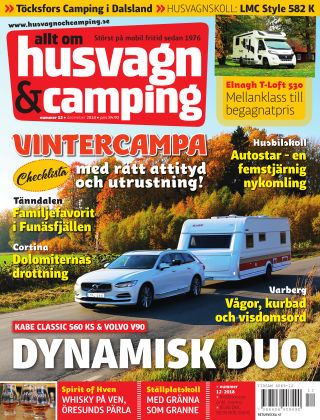 Husvagn & Camping 2018-11-20