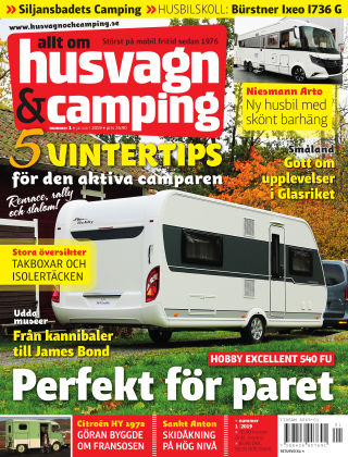 Husvagn & Camping 2018-12-20