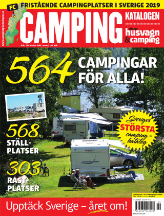 Husvagn & Camping 2019-04-09