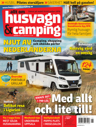 Husvagn & Camping 2019-04-23