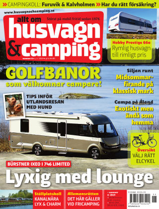 Husvagn & Camping 2019-05-21