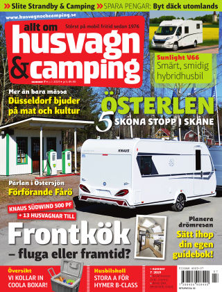 Husvagn & Camping 2019-06-18