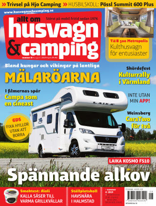 Husvagn & Camping 2019-07-23