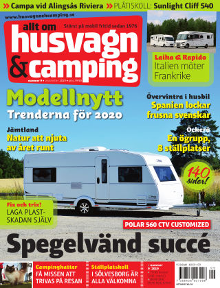 Husvagn & Camping 2019-08-27
