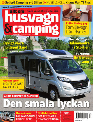 Husvagn & Camping 2019-09-24