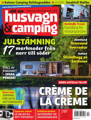 Husvagn & Camping 2019-11-19