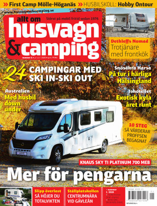 Husvagn & Camping 2019-12-19