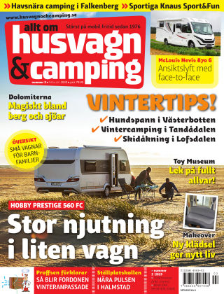 Husvagn & Camping 2020-01-23
