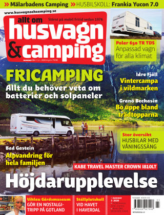 Husvagn & Camping 2020-02-18