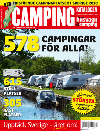 Allt om Husvagn & Camping 2020-04-07