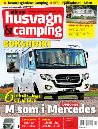 Husvagn & Camping 2020-03-24