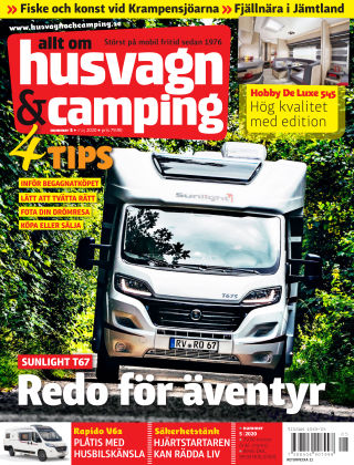 Husvagn & Camping 2020-04-21