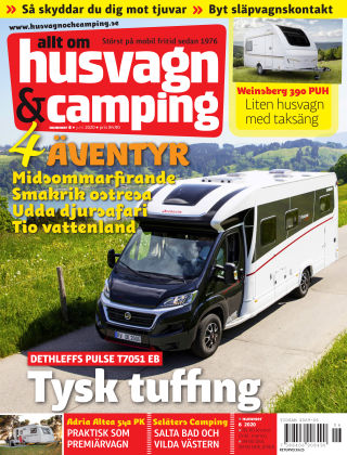 Husvagn & Camping 2020-05-20