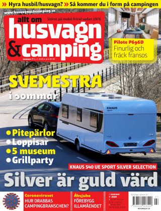 Husvagn & Camping 2020-06-18
