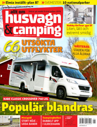 Husvagn & Camping 2020-07-21