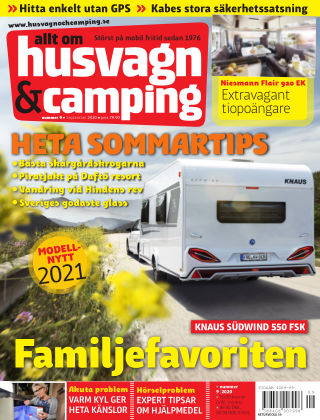 Husvagn & Camping 2020-08-25