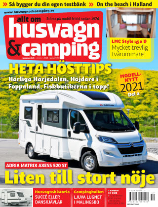 Husvagn & Camping 2020-09-24