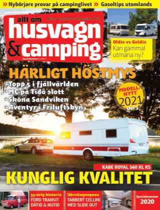 Allt om Husvagn & Camping 2020-10-08