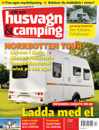 Husvagn & Camping 2020-11-24