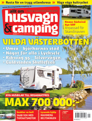 Allt om Husvagn & Camping 2020-12-22